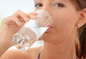 kahvaltı da soğuk su içmeyin