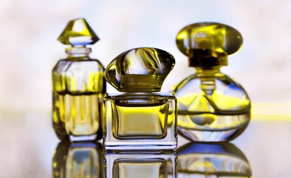 parfümünüzü seçin