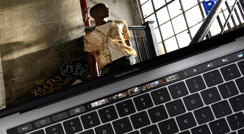 macbookpro 2017 touchpad