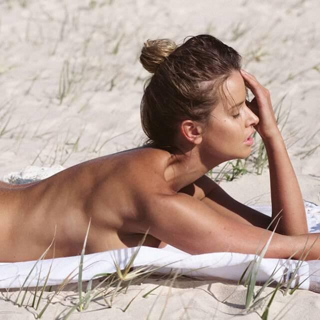 instagram seksi güzelleri kahili blundell