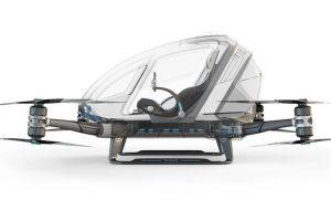 kişisel helikopter drone