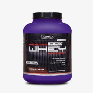 ultimate prostar whey protein tozu