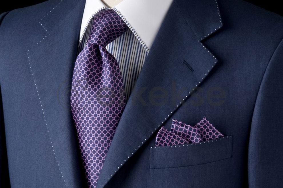 erkek gömlek-kravat kombin