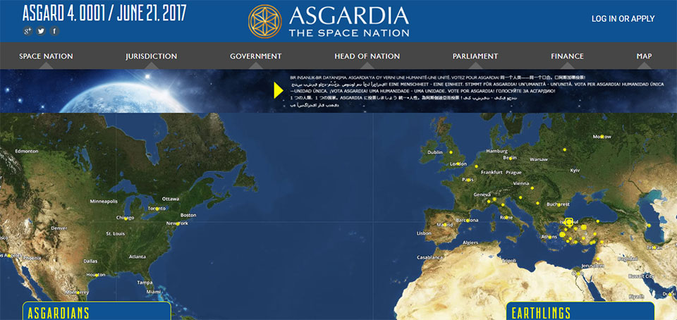 asgardia.space