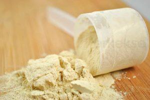 whey protein tozu