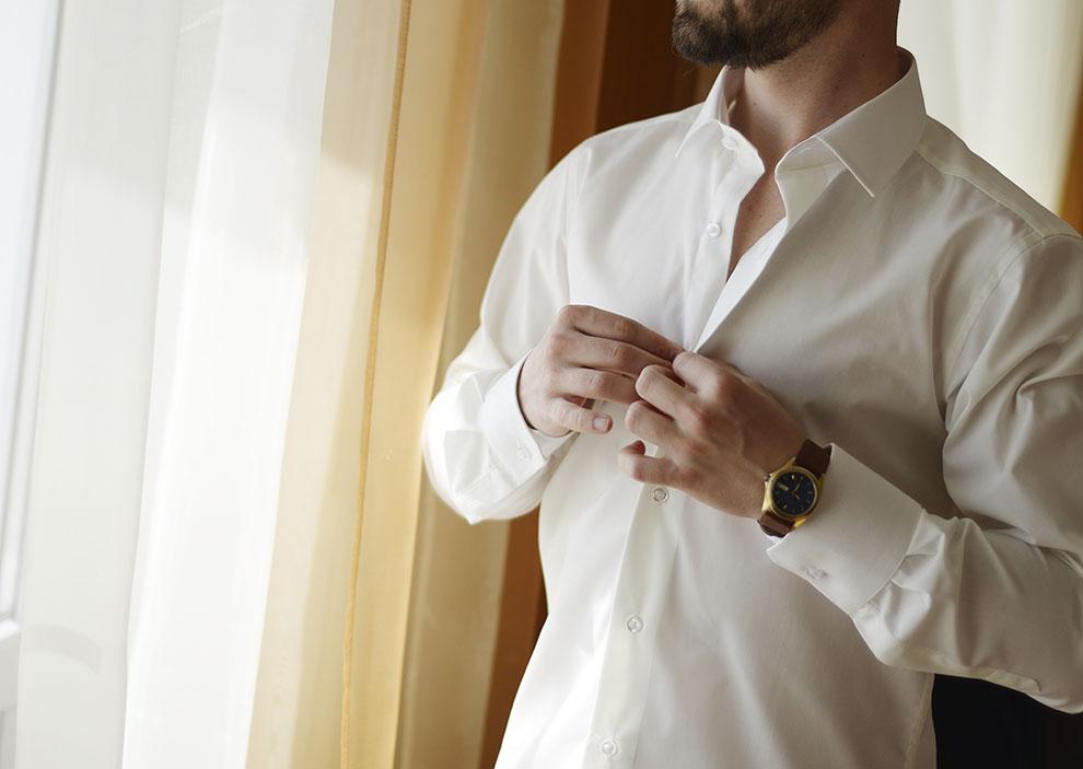kişiye özel erkek gömlek